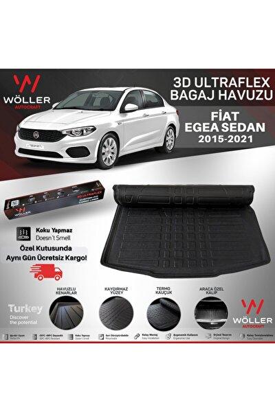 Fiat Egea Bagaj Havuzu Sedan 2015 2021 Arası 3d Ultraflex Esnek
