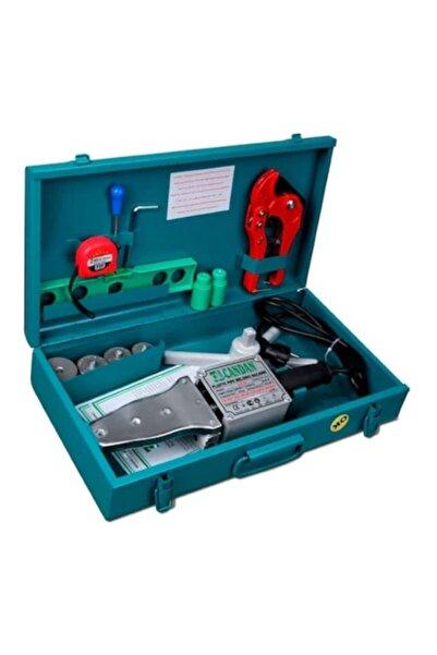 Profesyonel Pprc Plastik Boru Kaynak Makinesi Seti Cm-06-set-wv