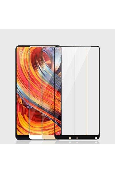 Xiaomi Mi Mix 2s 3d Komple Kırılmaz Cam Ekran Koruyucu