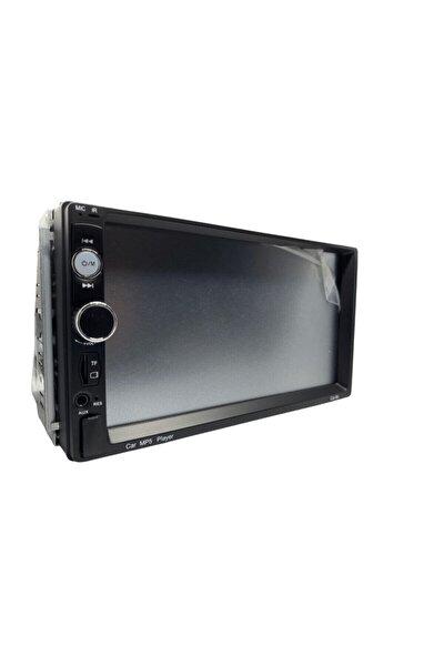 Car-80 Araba Double Teyp Multimedia Ve Araç Double Teyp Geri Görüş Kamera 4x60w Ses Çıkışlı Dx-car80