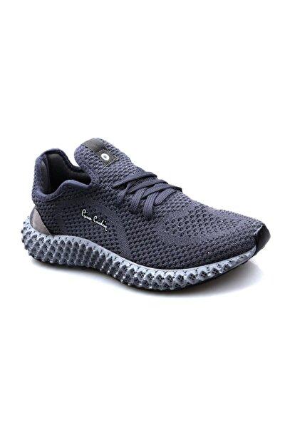 Erkek Gri Sneaker Spor Ayakkabı Pc-30679