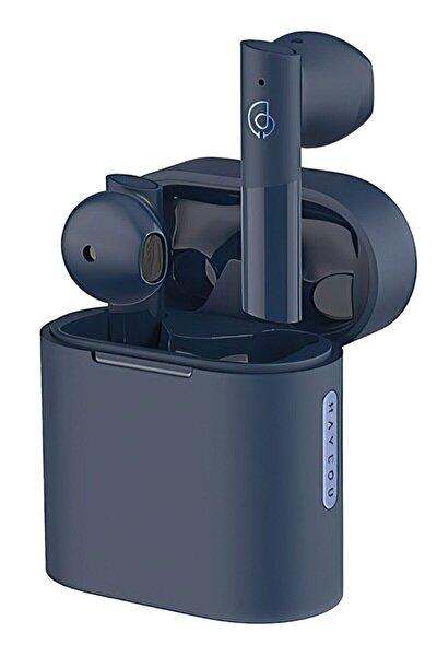 Mavi Moripods Bluetooth V5.2 Kablosuz Kulaklık