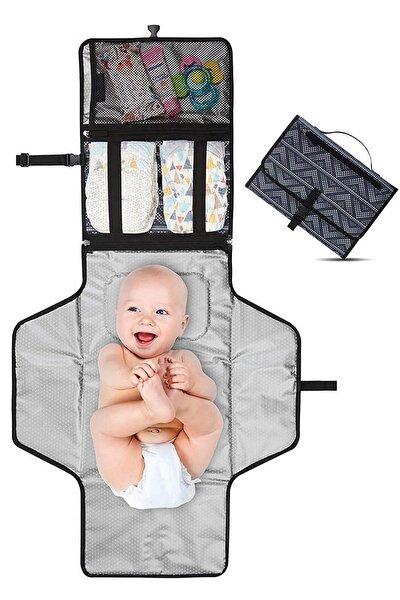 Bebek Alt Açma Örtüsü Fonksiyonel Bakım Çantası Alt Açma Minderi