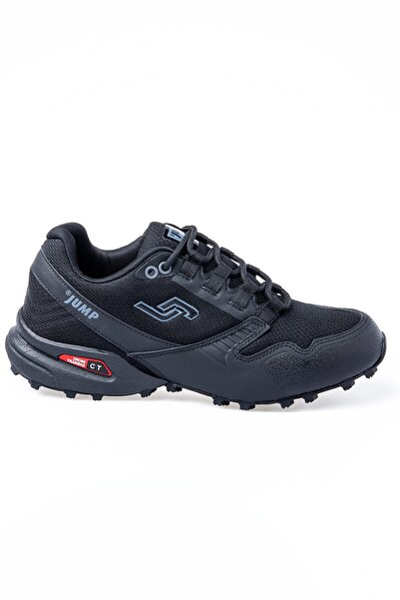 24810 Siyah Erkek Outdoor Spor Ayakkabı