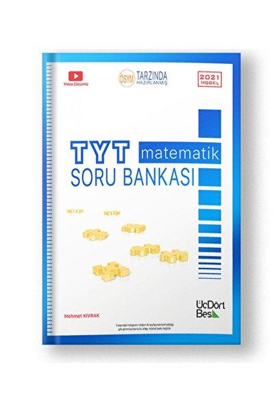 2022 Tyt Matematik Soru Bankası Üç Dört Beş Yayınları