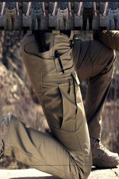 Montana 5.11 Model Tactical Pantolon Açık Kahve