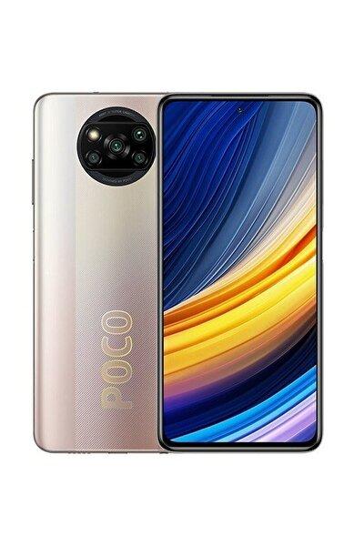 X3 Pro 8GB + 256GB Bronz Cep Telefonu (Xiaomi Türkiye Garantili)