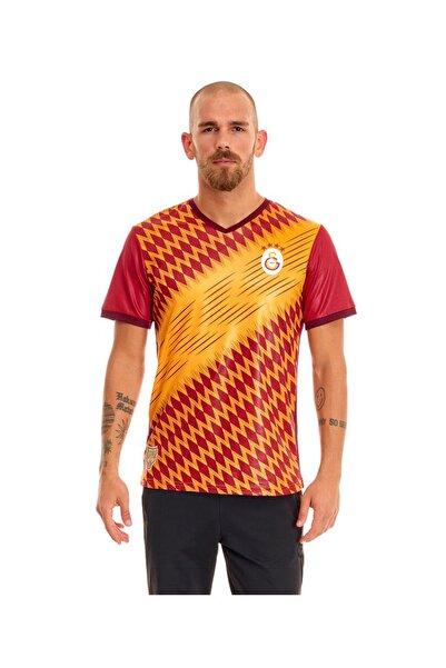 Omuz Omuza Taraftar Erkek T-shirt E191207