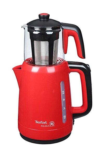 My Tea Çay Makinesi Yeni Kırmızı 1500637711