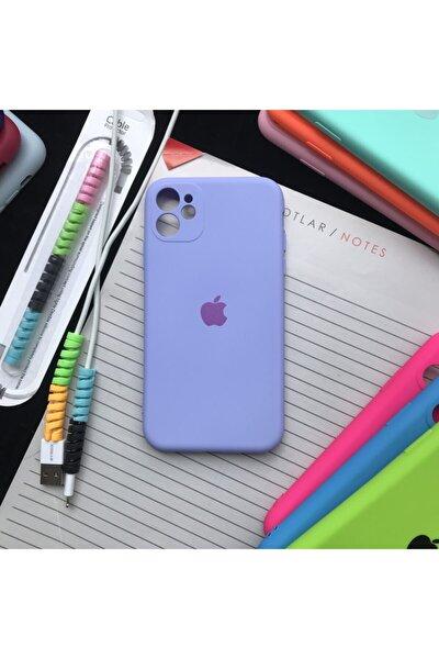 Iphone 11 Kamera Korumalı Model, Logolu Lansman Kılıf