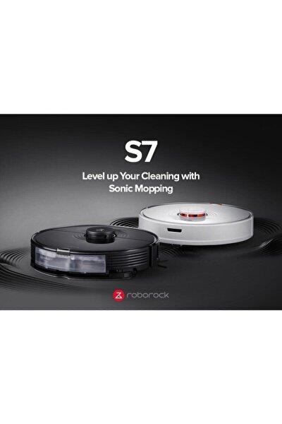 S7 Sonic Mopping Akıllı Robot Süpürge