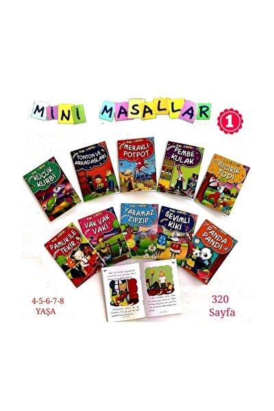 Mini Masallar Set 1 (1 - 10 Set)