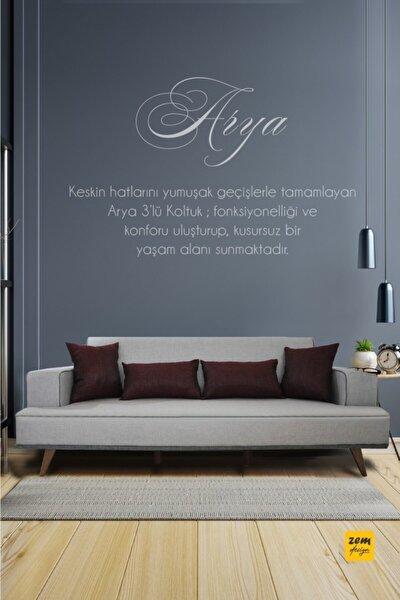Arya Koltuk Gri