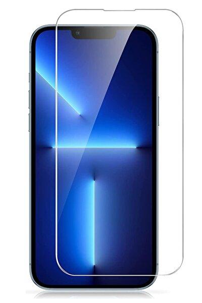 Iphone 13 Pro Max Uyumlu Ekran Koruyucu 6.7 Inch 9h Clear Nano Esnek Cam Ekran Koruyucu
