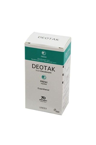 Krem Deodorant Fresh