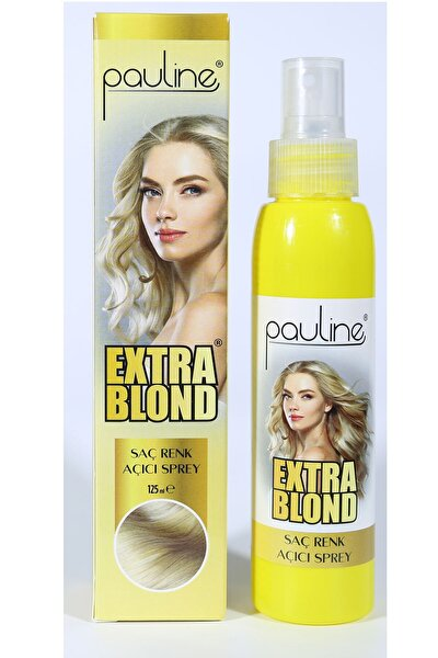 Doğal Saç Açıcı Sprey - Extra Blond 125 ml