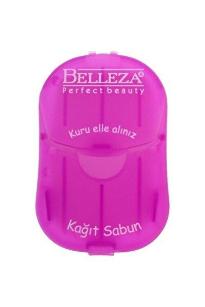 Belleza Kağıt Sabun 1 Paket 20 Yaprak