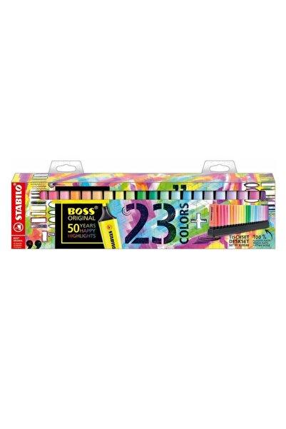 Boss Original 50.yıla Özel Fosforlu Kalem Seti 7023-01-5