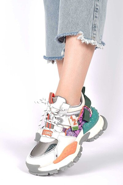 K311 Kadın Spor Ayakkabı Yeşil