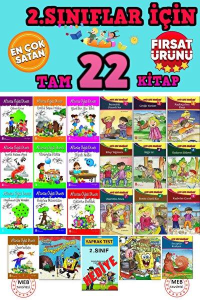 2. Sınıf Öğrencilerinin Zevkle Okuyacağı Birbirinden Güzel Rengarenk Okumayı Sevdiren Öykü Seti