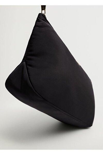 Kadın Siyah Makyaj Çantası G