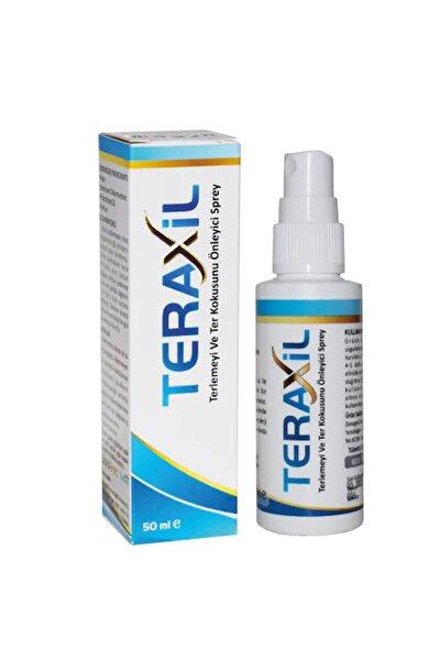 El, Ayak, Koltuk Altı Terleme ve Ter Kokusu Önleyici Sprey Deodorant Antiperspirant Unisex 50 ml