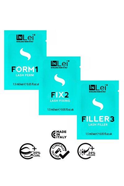 Lash Filler Kirpik Lifting Seti 3×1,5ml