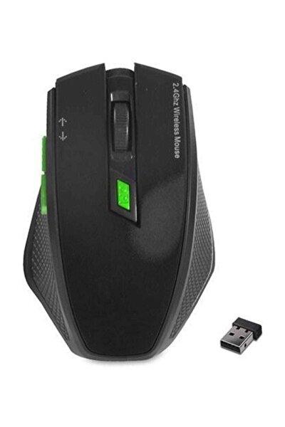 Smw-777 Kablosuz Siyah Optik Mouse