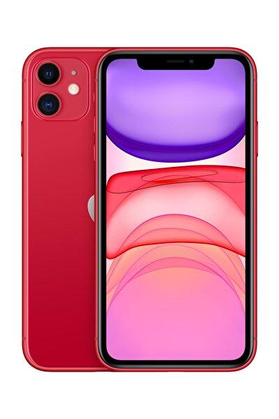 iPhone 11 64GB (PRODUCT)RED Cep Telefonu (Apple Türkiye Garantili) Aksesuarsız Kutu