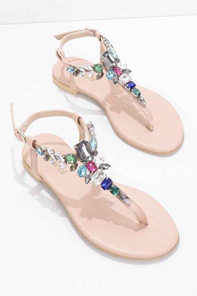 Nude Kadın Sandalet K05544007009