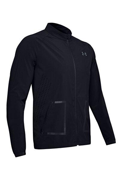 Erkek Spor Sweatshirt - UA RUN TRACK  JACKET - 1342711-001