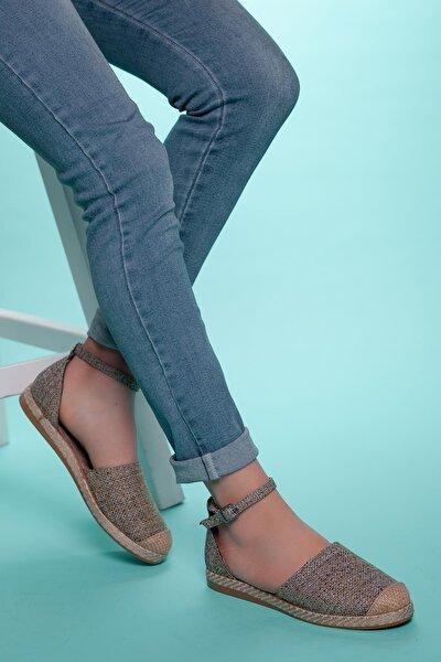 Kadın Espadril Ayakkabı Sbsw304