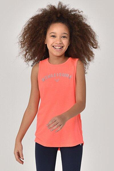 Turuncu Kız Çocuk Atlet GS-8172