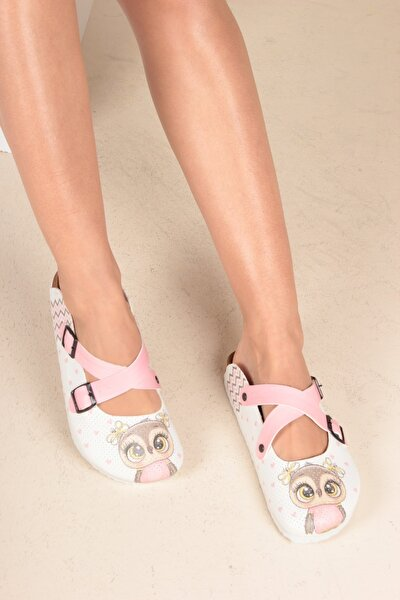 Pink Owl Kadın Sandalet INA903