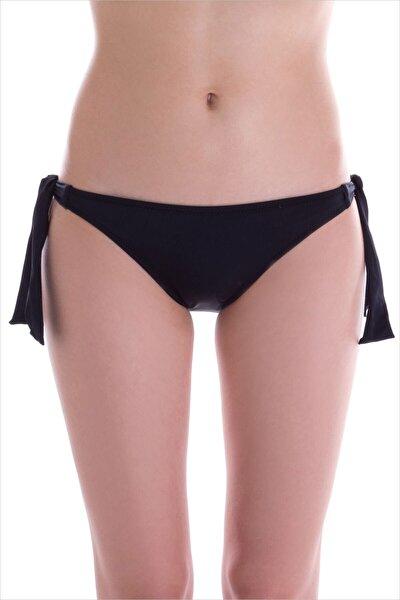 Kadın Siyah Bikini Altı 63038/D2046