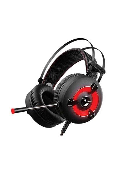 Miracle-X2 Kırmızı Led 7.1 Surround Sound System Mikrofonlu Oyuncu Kulaklığı