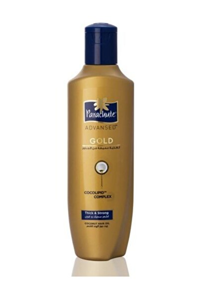 Hair Oil - Saç Bakım Yağı - Thick & Strong - 200 ml