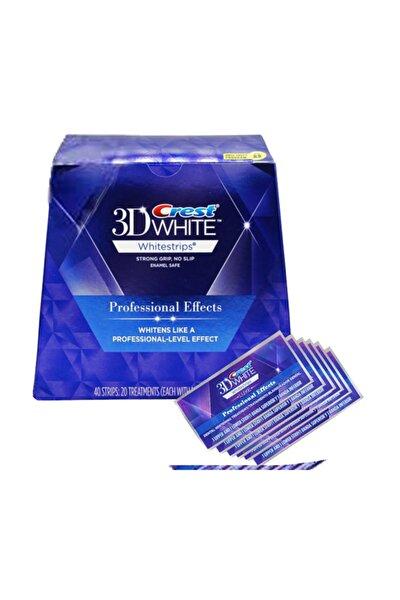 3d White Professional Effects Diş Beyazlatma Bantları (12 Bant)