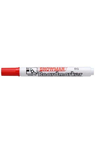Beyaz Tahta Kalemi Bg-12 Kırmızı