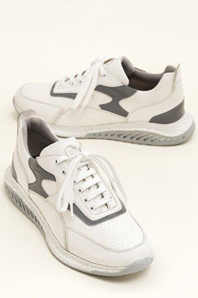 FARLEW Beyaz Kombin Erkek Ayakkabı