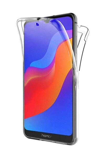 Huawei Y6 2019 Kılıf 6 Tarafı Tam Full Koruma 360 Ön Arka Kılıf