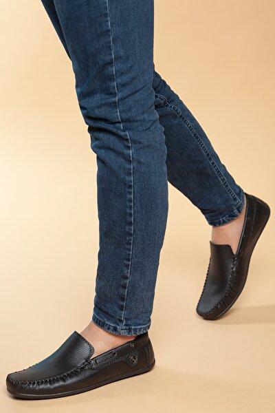 Siyah Erkek Ayakkabı DXRSRKWMN62101