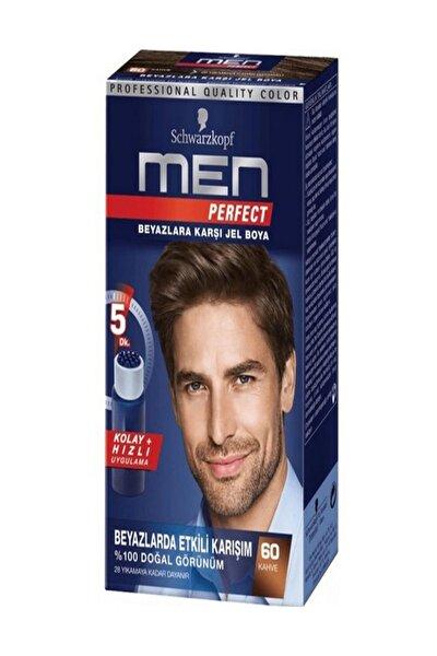 Men Perfect 60 Kahve Saç Boyası