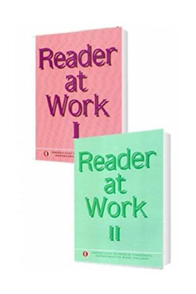 Reader At Work 1 + 2 Full Set Odtü Yayınları