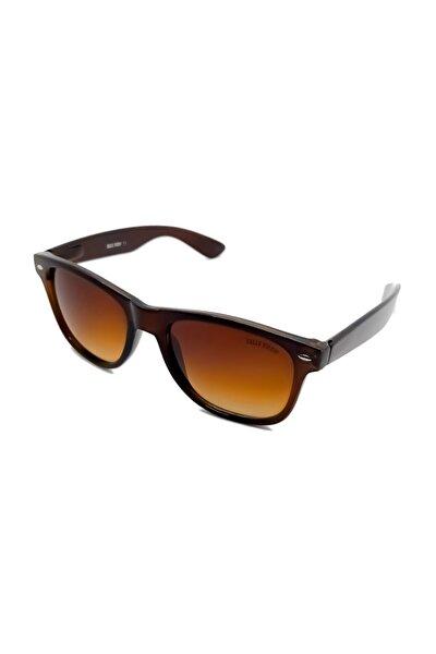 Dp16brwn Kare Model Erkek Güneş Gözlüğü