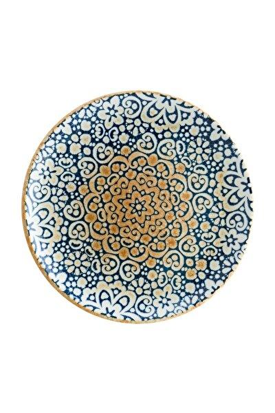 Alhambra Gourmet 6'lı 25 cm Düz Tabak (6 Kişilik)