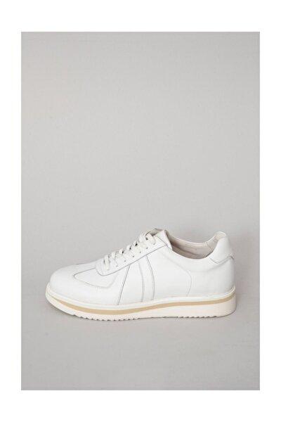 Frank Deri Casual Ayakkabı Beyaz