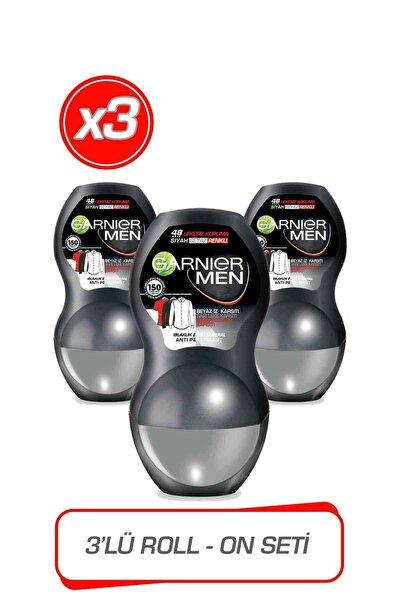 3'lü Men Lekesiz Koruma Roll-On Seti 36005423424903