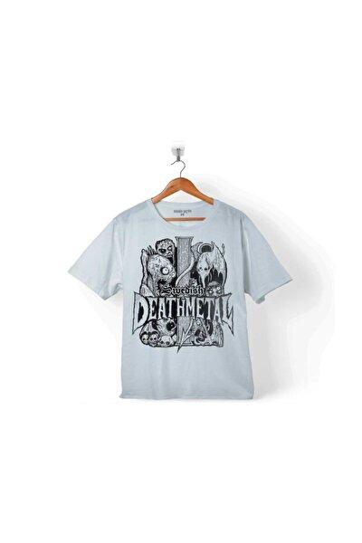 Death Metal Strıke Musıc Band Çocuk Tişört