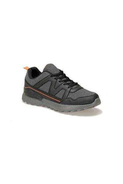 CAPONE Siyah Erkek Koşu Ayakkabısı